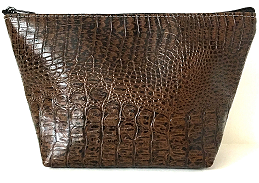 Faux Leather Large Cosmetic Bags