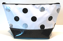Ellie Glitter Cosmetic Bags