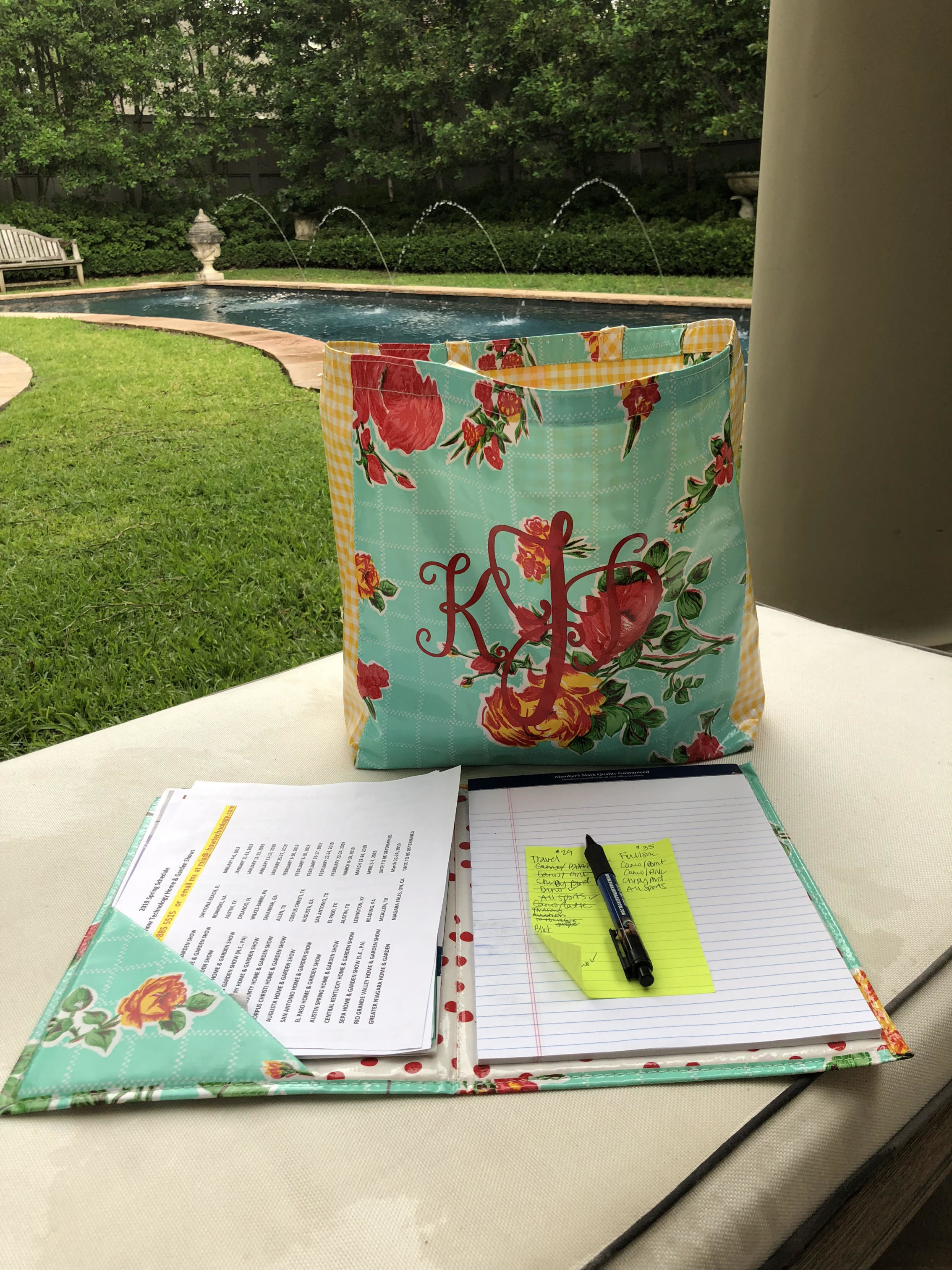Jotter + Tote